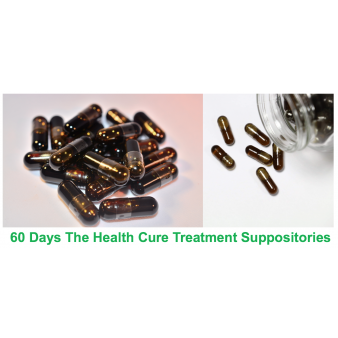 60 Days Treatment Suppositories