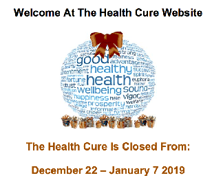 Closed During Christmas