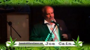 Joe Cain Cannabisoil