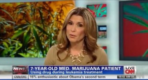 7 years old medical marijuana patient