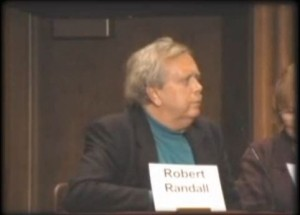 Robert Randall - Father of Medical Marijuana in America