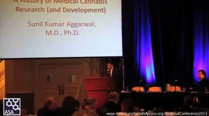Dr. Sunil Aggarwal On The History Of Medical Cannabis Research