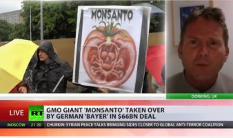 Entirely new name for Monsanto: Bayer buys leading GMO maker for $66bn