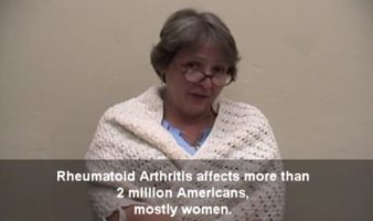 Rheumatoid Arthritis and Cannabis: Marena Collins