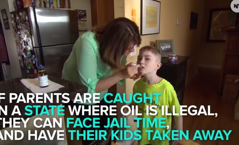 Cannabis Oil Can Help Epileptic Children Live Normal Lives