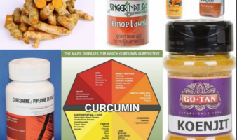 Curcumin & Other Healing Spices