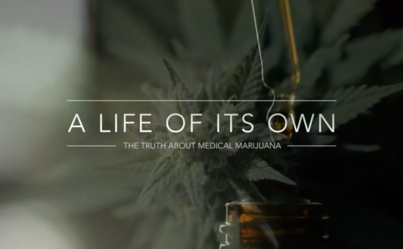 'A LIFE OF ITS OWN' The Truth About Medical Cannabis