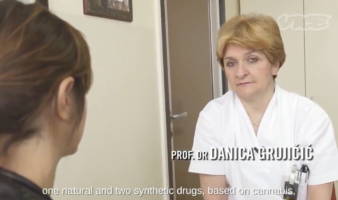 Illegal healing with cannabis in Serbia, April 2016 IRKA documentary