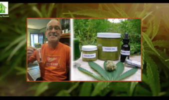 50 YEAR OLD MAN CURES LUNG CANCER WITH CANNABIS OIL