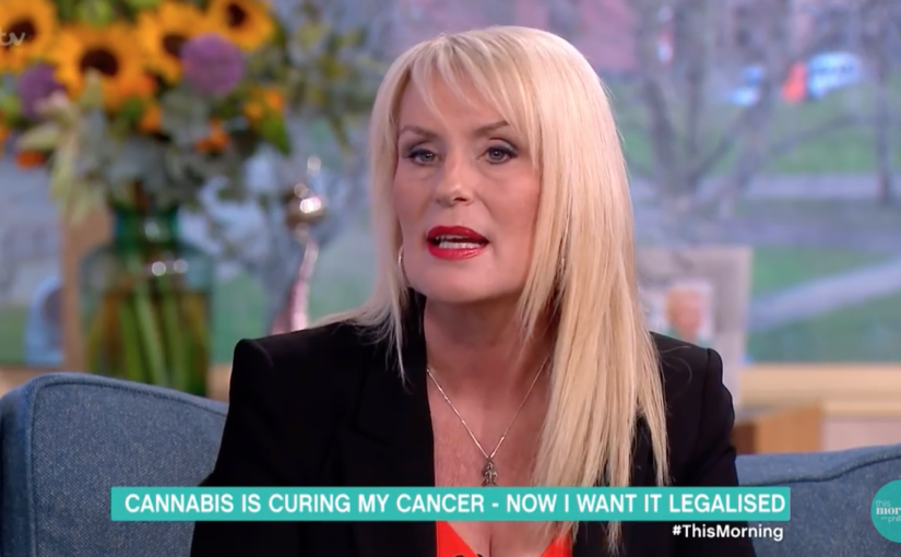 Cannabis Is Curing My Cancer and Now I Want It Legalised | This Morning
