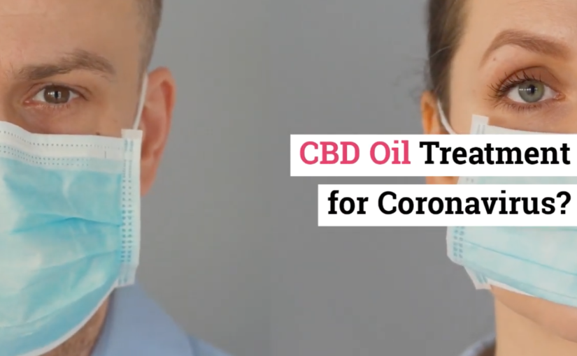 CBD Oil Treatment for Coronavirus