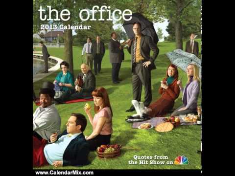 Calendar Review: NBCs The Office 2013 Day-to-Day Calendar: Quotes from the Hit Show by NBC Universal