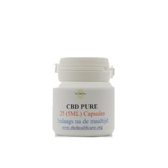 CBD Pure 20% 25 Capsules (5ml.)