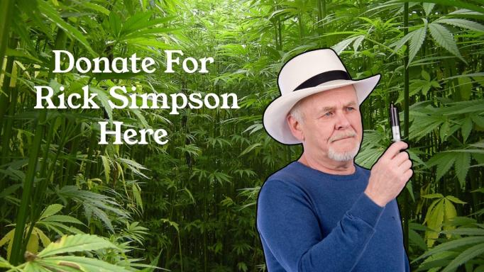 Donation For Rick Simpson